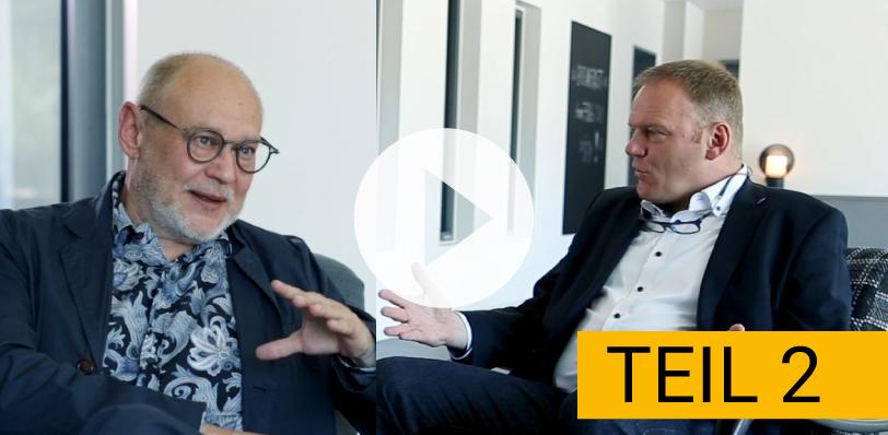 25 Jahre Additive Fertigung: Antonius Köster im Gespräch mit Carl Fruth, Teil 2