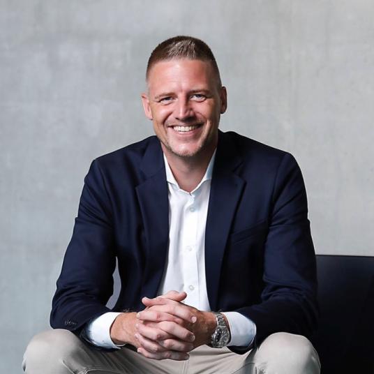 Andreas Langfeld, President EMEA der Stratasys GmbH