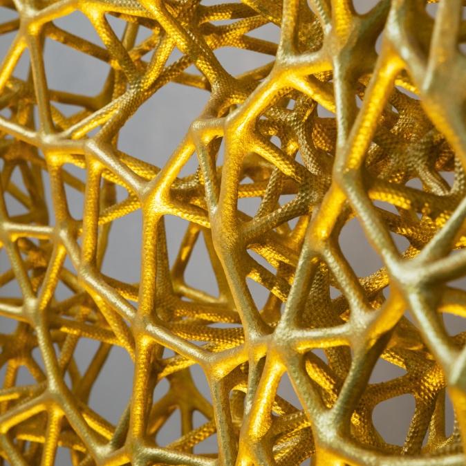 Innovative Strukturen, die nur mit 3D-Druck realisierbar sind