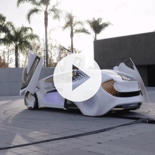 Toyotas Konzeptfahrzeug LQ