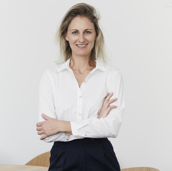 Auf Innovationskurs: Marie Langer, CEO der eos GmbH